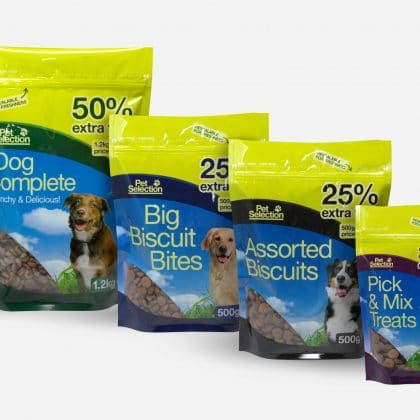 Pet Food Packaging Design