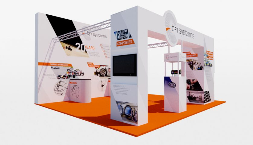 Simple Exhibition Stand Years : Entry by minadeali for solar energy exhibition stand design